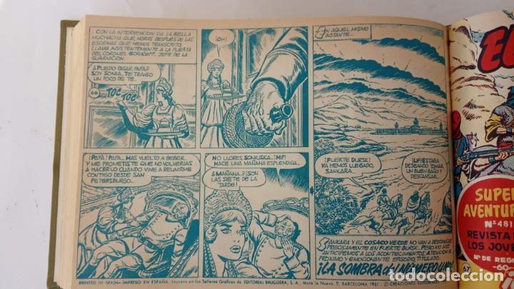 Tebeos: EL COSACO VERDE ORIGINAL 1 AL 70 - 1960 BRUGUERA, VER TODAS LAS PORTADAS - Foto 166 - 225888498