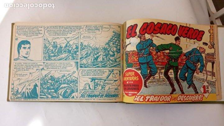 Tebeos: EL COSACO VERDE ORIGINAL 1 AL 70 - 1960 BRUGUERA, VER TODAS LAS PORTADAS - Foto 168 - 225888498
