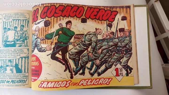 Tebeos: EL COSACO VERDE ORIGINAL 1 AL 70 - 1960 BRUGUERA, VER TODAS LAS PORTADAS - Foto 171 - 225888498