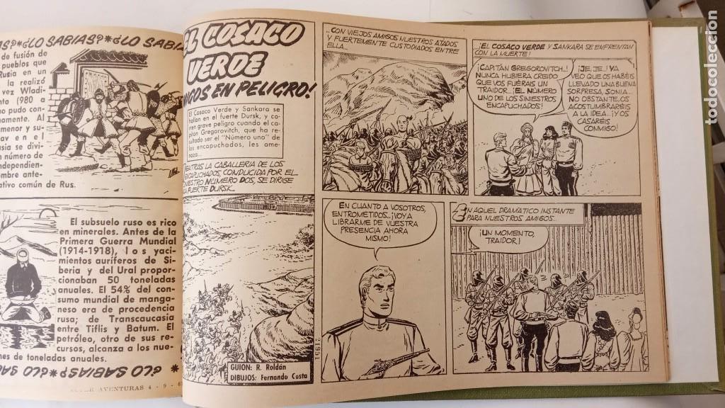 Tebeos: EL COSACO VERDE ORIGINAL 1 AL 70 - 1960 BRUGUERA, VER TODAS LAS PORTADAS - Foto 172 - 225888498