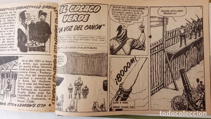 Tebeos: EL COSACO VERDE ORIGINAL 1 AL 70 - 1960 BRUGUERA, VER TODAS LAS PORTADAS - Foto 175 - 225888498