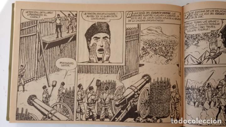 Tebeos: EL COSACO VERDE ORIGINAL 1 AL 70 - 1960 BRUGUERA, VER TODAS LAS PORTADAS - Foto 176 - 225888498