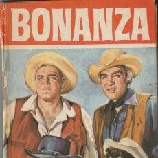 Tebeos: BONANZA REVUELTA EN VIRGINIA.COLECCIÓN HEROES 10.BONANZA.BRUGUERA. Lote 225945065