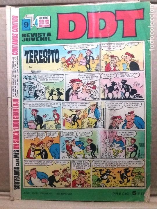 DDT Nº 87 (Tebeos y Comics - Bruguera - DDT)
