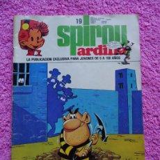Tebeos: SPIROU ARDILLA 19 EDITORIAL MUNDIS 1979 LA PUBLICACIÓN EN EXCLUSIVA PARA JOVENES DE 5 A 100 AÑOS. Lote 226059412