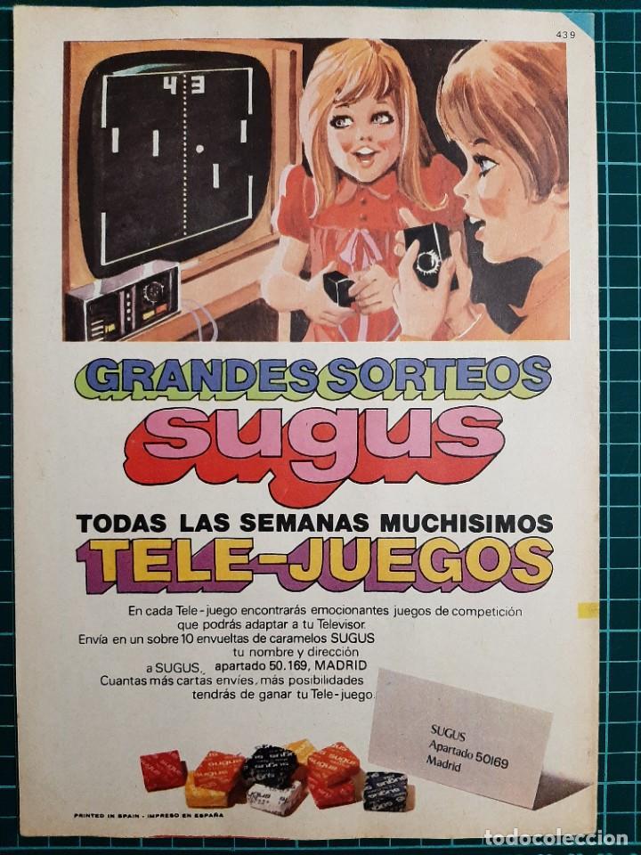 Tebeos: MORTADELO - Revista Juvenil, 439 - Bruguera - Foto 2 - 226114285