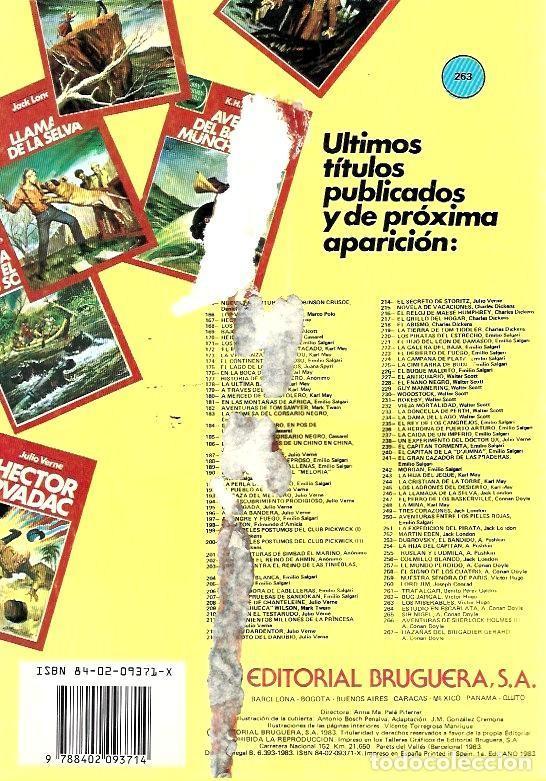 Tebeos: joyas literarias juveniles nº 263, primera edición - Foto 2 - 226130085