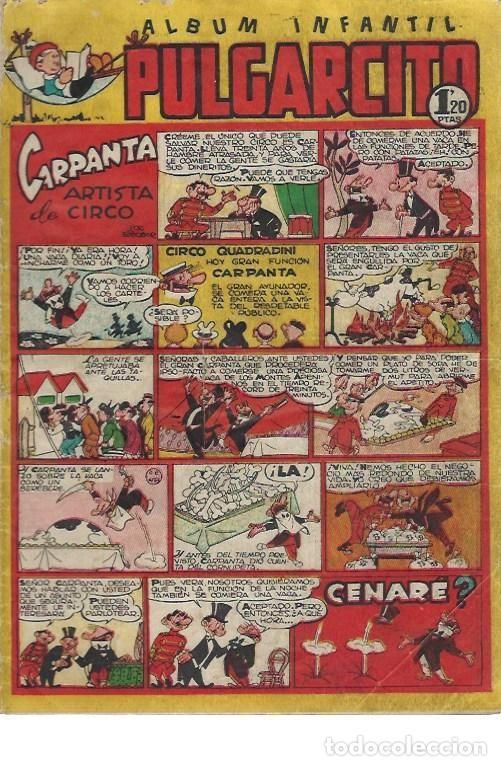ALBUM INFANTIL PULGARCITO Nº 169 (Tebeos y Comics - Bruguera - Pulgarcito)