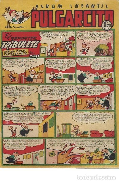 ALBUM INFANTIL PULGARCITO Nº 216 (Tebeos y Comics - Bruguera - Pulgarcito)