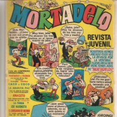BDs: MORTADELO. Nº 34. CONTIENE CORSARIO DE HIERRO. BRUGUERA. ( C/A5). Lote 226222370