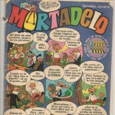 Giornalini: MORTADELO. Nº 309. CONTIENE CORSARIO DE HIERRO. BRUGUERA 1976. ( C/A5). Lote 226225531