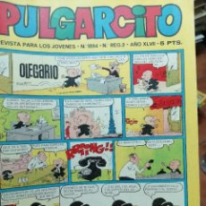 Tebeos: PULGARCITO. N. 1884. Lote 226284670