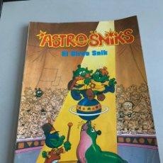 Tebeos: ASTROSNIKS. N 3. 1 EDICIÓN NOVIEMBRE 1984. Lote 226290712