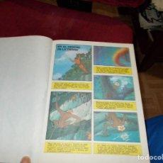 Livros de Banda Desenhada: TARZAN EN DIBUJOS COLECCION COMPLETA ENCUADERNADA EN UN SOLO TOMO,PERFECTA. Lote 226304090