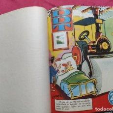 Tebeos: DDT. TOMO ENCUADERNADO CONTIENE 31 NUMEROS. EDITORIAL BRUGUERA. Lote 226401750