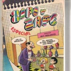 Giornalini: ZIPI ZAPE ESPECIAL. Nº 48. CONTIENE PETROMORTADELOS. BRUGUERA 1980. ( C/A5). Lote 226569445