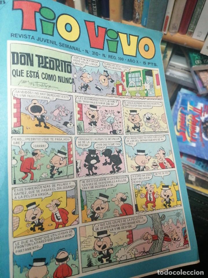 TÍO VIVO. N. 310 (Tebeos y Comics - Bruguera - Tio Vivo)
