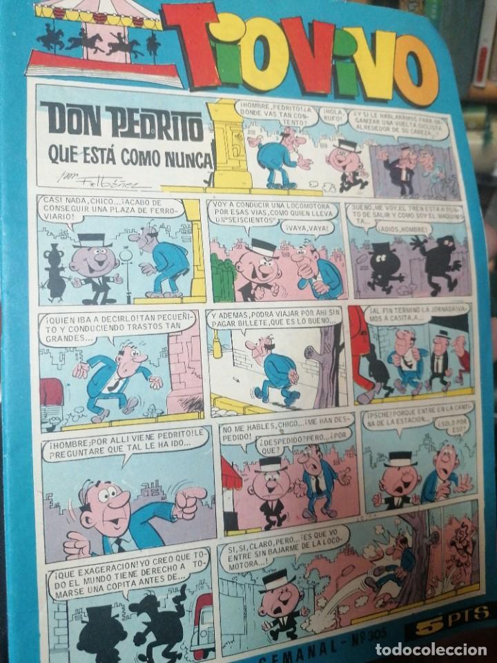 TÍO VIVO. N. 305 (Tebeos y Comics - Bruguera - Tio Vivo)