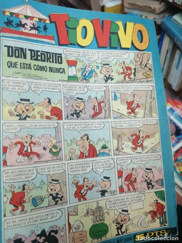 TÍO VIVO. N. 289 (Tebeos y Comics - Bruguera - Tio Vivo)