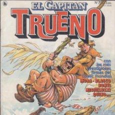 """Tebeos: COMIC """" EL CAPITAN TRUENO """" Nº 7 ED. BRUGUERA. Lote 226689760"""