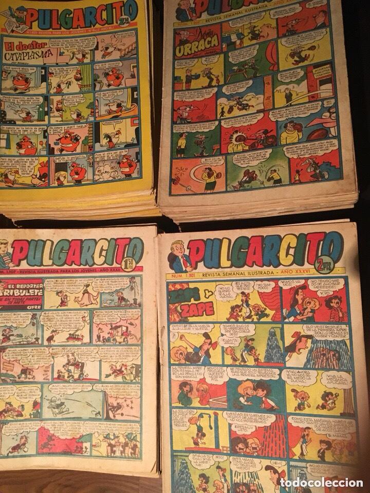 PULGARCITO - RESERVADO (Tebeos y Comics - Bruguera - Pulgarcito)