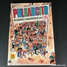 BDs: BRUGUERA PULGARCITO ALMANAQUE PARA 1967 NUEVO DE KIOSCO. Lote 226754760