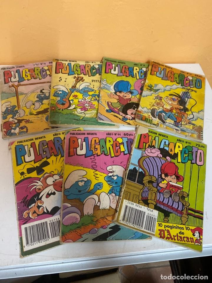 PULGARCITO (Tebeos y Comics - Bruguera - Pulgarcito)