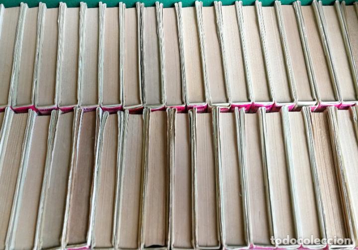 Tebeos: HISTORIAS SELECCIÓN - SERIE HISTORIA Y BIOGRAFÍA 1 COMPLETA (35) - CERVANTES NAPOLEON JULIO CESAR - Foto 5 - 183764375