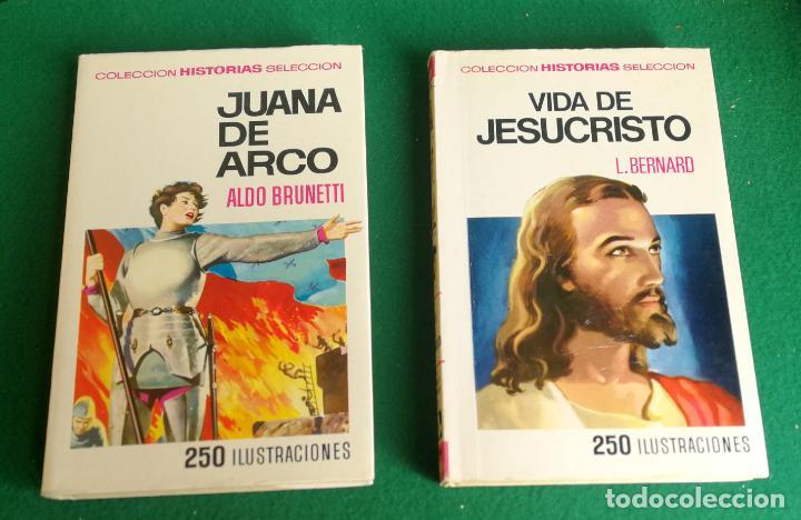 Tebeos: HISTORIAS SELECCIÓN - SERIE HISTORIA Y BIOGRAFÍA 1 COMPLETA (35) - CERVANTES NAPOLEON JULIO CESAR - Foto 6 - 183764375