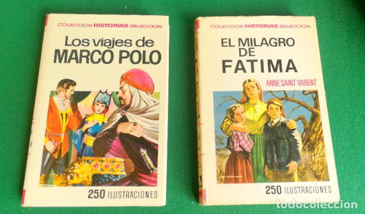 Tebeos: HISTORIAS SELECCIÓN - SERIE HISTORIA Y BIOGRAFÍA 1 COMPLETA (35) - CERVANTES NAPOLEON JULIO CESAR - Foto 8 - 183764375
