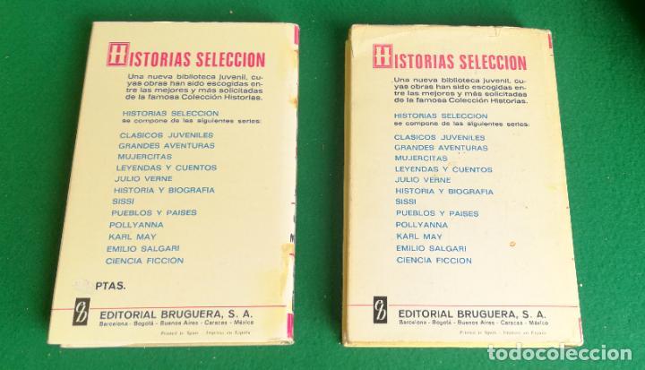 Tebeos: HISTORIAS SELECCIÓN - SERIE HISTORIA Y BIOGRAFÍA 1 COMPLETA (35) - CERVANTES NAPOLEON JULIO CESAR - Foto 9 - 183764375