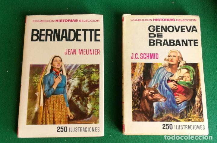 Tebeos: HISTORIAS SELECCIÓN - SERIE HISTORIA Y BIOGRAFÍA 1 COMPLETA (35) - CERVANTES NAPOLEON JULIO CESAR - Foto 10 - 183764375