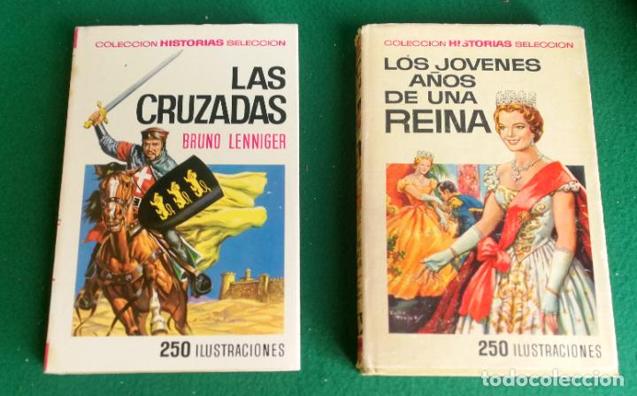 Tebeos: HISTORIAS SELECCIÓN - SERIE HISTORIA Y BIOGRAFÍA 1 COMPLETA (35) - CERVANTES NAPOLEON JULIO CESAR - Foto 12 - 183764375