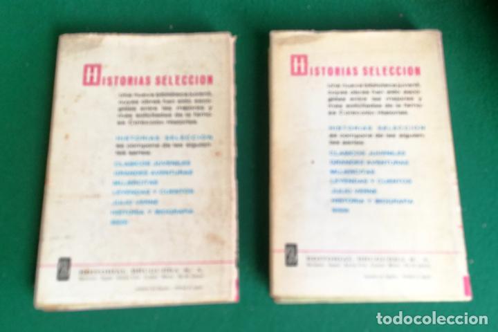 Tebeos: HISTORIAS SELECCIÓN - SERIE HISTORIA Y BIOGRAFÍA 1 COMPLETA (35) - CERVANTES NAPOLEON JULIO CESAR - Foto 15 - 183764375