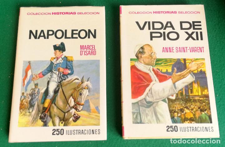 Tebeos: HISTORIAS SELECCIÓN - SERIE HISTORIA Y BIOGRAFÍA 1 COMPLETA (35) - CERVANTES NAPOLEON JULIO CESAR - Foto 16 - 183764375