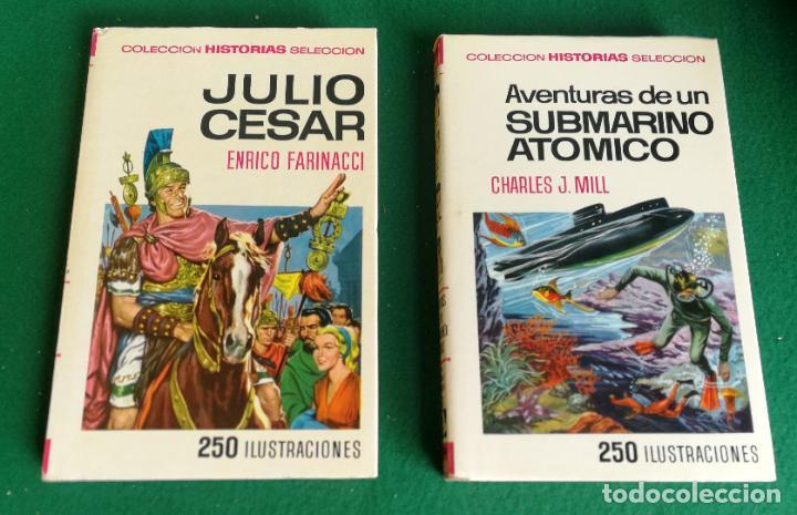 Tebeos: HISTORIAS SELECCIÓN - SERIE HISTORIA Y BIOGRAFÍA 1 COMPLETA (35) - CERVANTES NAPOLEON JULIO CESAR - Foto 18 - 183764375