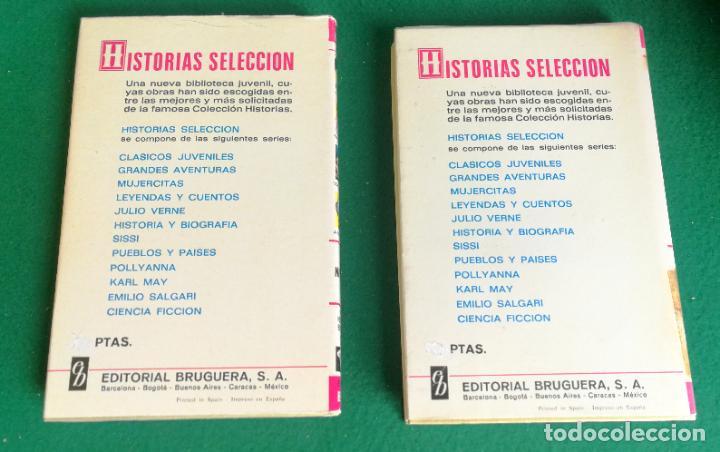 Tebeos: HISTORIAS SELECCIÓN - SERIE HISTORIA Y BIOGRAFÍA 1 COMPLETA (35) - CERVANTES NAPOLEON JULIO CESAR - Foto 19 - 183764375