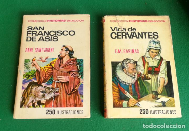 Tebeos: HISTORIAS SELECCIÓN - SERIE HISTORIA Y BIOGRAFÍA 1 COMPLETA (35) - CERVANTES NAPOLEON JULIO CESAR - Foto 20 - 183764375