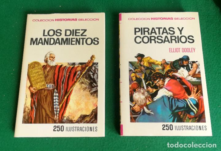 Tebeos: HISTORIAS SELECCIÓN - SERIE HISTORIA Y BIOGRAFÍA 1 COMPLETA (35) - CERVANTES NAPOLEON JULIO CESAR - Foto 26 - 183764375