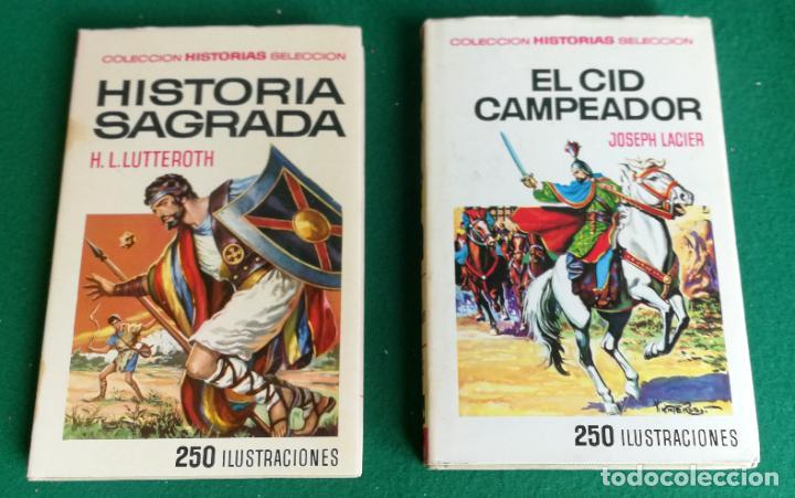 Tebeos: HISTORIAS SELECCIÓN - SERIE HISTORIA Y BIOGRAFÍA 1 COMPLETA (35) - CERVANTES NAPOLEON JULIO CESAR - Foto 30 - 183764375