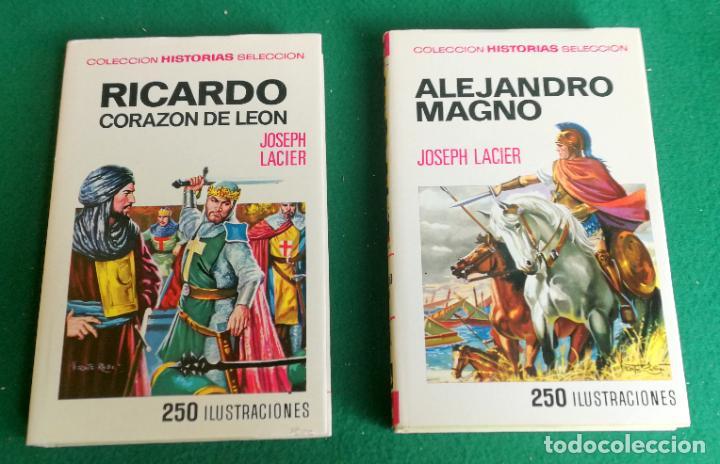 Tebeos: HISTORIAS SELECCIÓN - SERIE HISTORIA Y BIOGRAFÍA 1 COMPLETA (35) - CERVANTES NAPOLEON JULIO CESAR - Foto 34 - 183764375