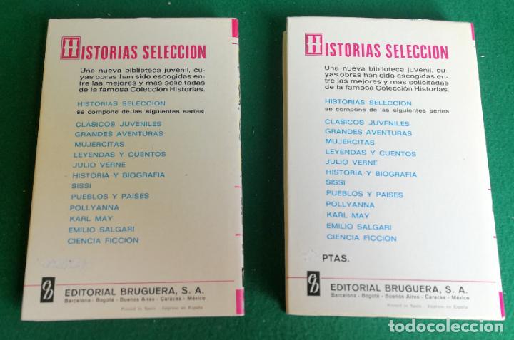 Tebeos: HISTORIAS SELECCIÓN - SERIE HISTORIA Y BIOGRAFÍA 1 COMPLETA (35) - CERVANTES NAPOLEON JULIO CESAR - Foto 35 - 183764375