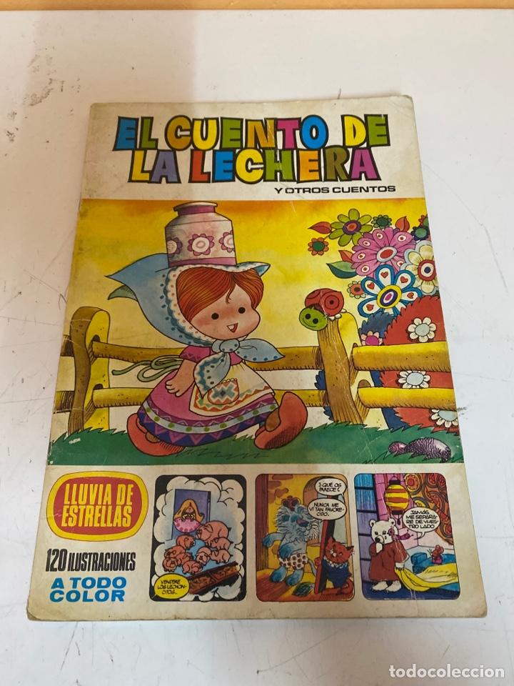EL CUENTO DE LA LECHERA (Tebeos y Comics - Bruguera - Otros)