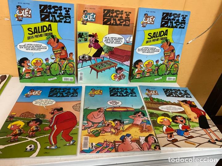 ZIPI Y ZAPE (Tebeos y Comics - Bruguera - Otros)