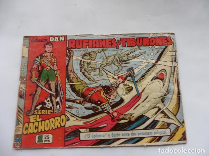 EL CACHORRO Nº 134 BRUGUERA ORIGINAL (Tebeos y Comics - Bruguera - Otros)