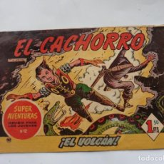 Tebeos: EL CACHORRO Nº 162 BRUGUERA ORIGINAL. Lote 227008930