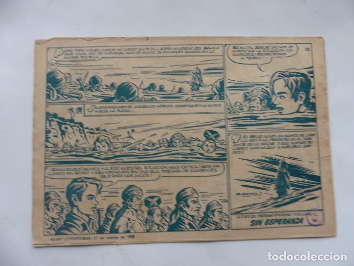 Tebeos: EL CACHORRO Nº 167 BRUGUERA ORIGINAL - Foto 2 - 227009065