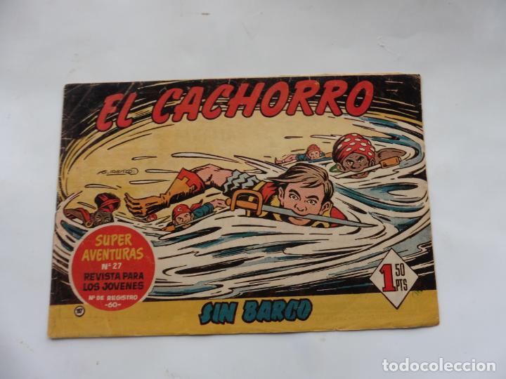 EL CACHORRO Nº 167 BRUGUERA ORIGINAL (Tebeos y Comics - Bruguera - Otros)