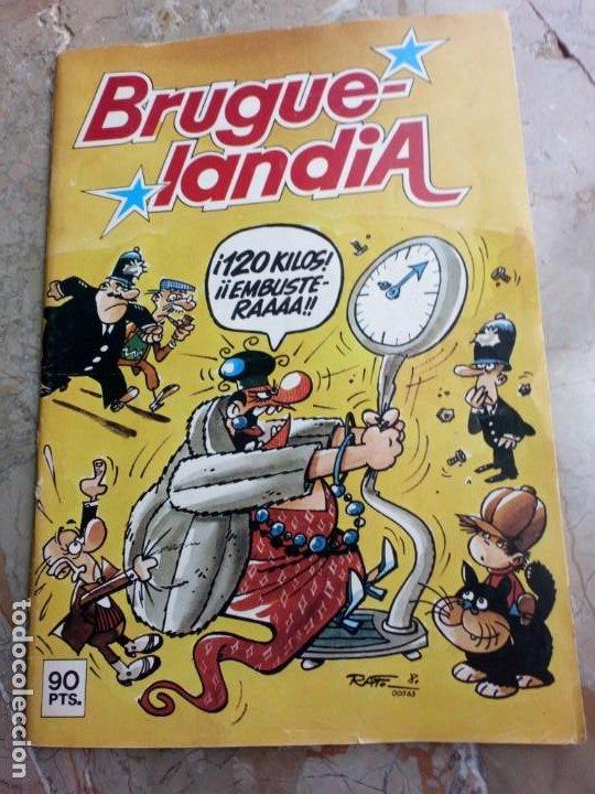 BRUGUELANDIA Nº 6 BRUGUERA (Tebeos y Comics - Bruguera - Otros)
