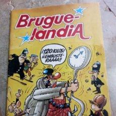 Tebeos: BRUGUELANDIA Nº 6 BRUGUERA. Lote 227021540